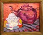 Buddha and tea #3